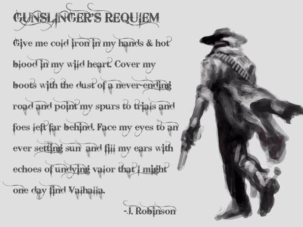 Gunslinger's Requiem